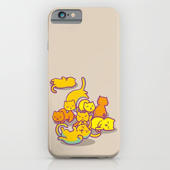 cats ! iPhone & iPod Case