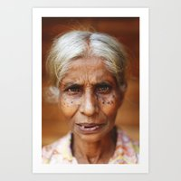 Sri Lankan Soul Art Print