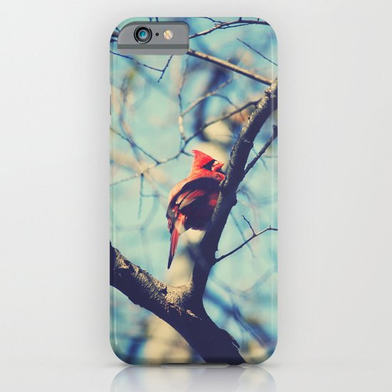 Winter Sonnet iPhone & iPod Case