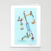 Could'a Been The Teapot Stationery Cards