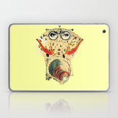 Mystical uterus Laptop & iPad Skin