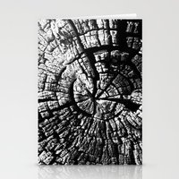 Texture Tree Rings Tree slice Old Tree photograph Natural beauty Stationery Cards