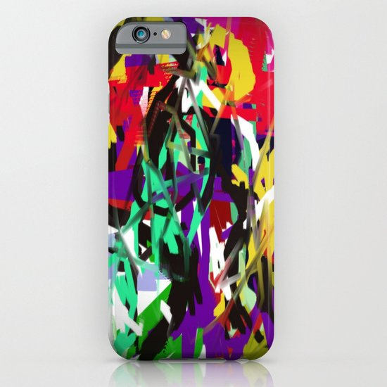 "Abstract ""Too Busy"" iPhone & iPod Case"