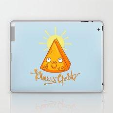 In Cheese We Trust Laptop & iPad Skin