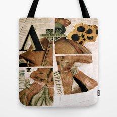 Greco  Tote Bag
