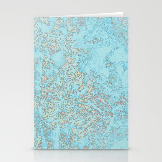 flourish Stationery Card