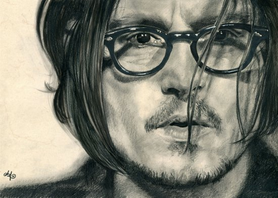 Secret Window Traditional Portrait Print Art Print