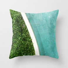 Reversal Throw Pillow
