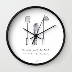 The Whisk Wasn't The Tal… Wall Clock