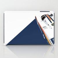 Porsche 962C, 1985 iPad Case