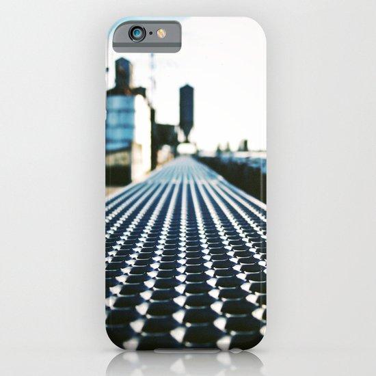 Rail-yard vision iPhone & iPod Case