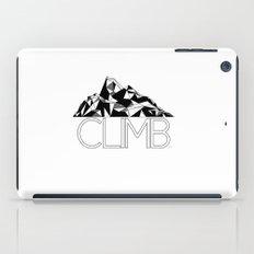 Climb iPad Case