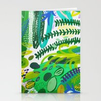 Between The Branches. IV Stationery Cards