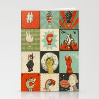 All The SIGNS Of A REVOL… Stationery Cards