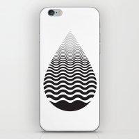 Water Drop iPhone & iPod Skin