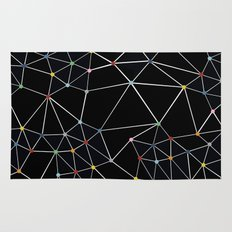 Seg with Color Spots Rug