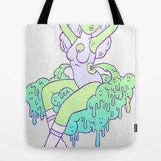 spacegirls are easy Tote Bag