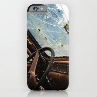 Junkyard Truck. iPhone 6 Slim Case