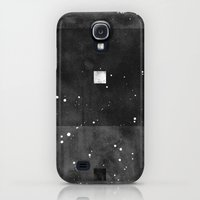 Galaxy S4 Cases featuring GEOMETRY 4 by LEEMO