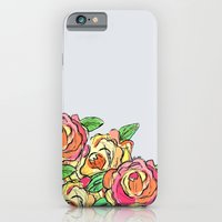 iPhone & iPod Case featuring Roses by Fatimah khayyat