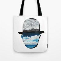 Ceci N'est Pas Une Magri… Tote Bag