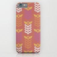 Spiced Swirls [Floral] iPhone 6 Slim Case
