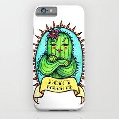 Sassy Cactus Slim Case iPhone 6s