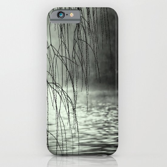 Early Morning Fog iPhone & iPod Case
