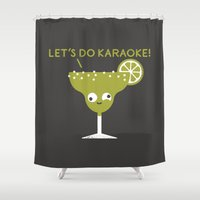 Marge in Charge Shower Curtain