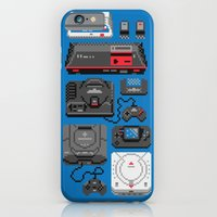 iPhone & iPod Case featuring SErvice GAme History by MeleeNinja