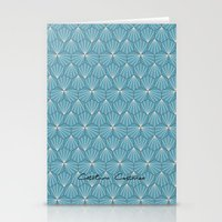 Stationery Card featuring Moroccan Mosaic by SalbyN