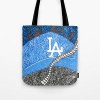Represent LA Tote Bag