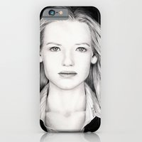 iPhone & iPod Case featuring ANNA TORV - OLIVIA DUNHAM by Dianah B