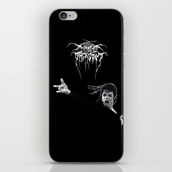 MIKETHRONE iPhone & iPod Skin