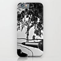 iPhone & iPod Case featuring Musicians Hangout by HeartWrist Photography