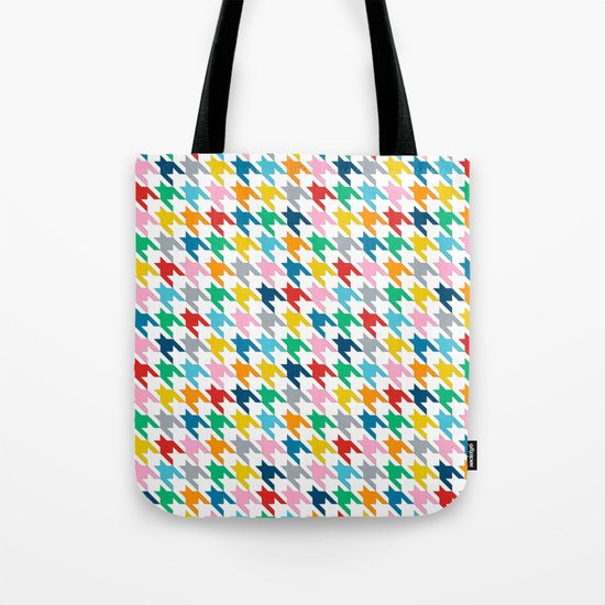 Puppytooth Tote Bag