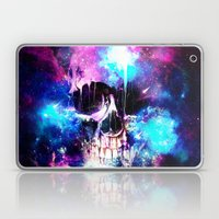 Space Skull Laptop & iPad Skin