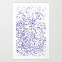 La Brothers Art Print