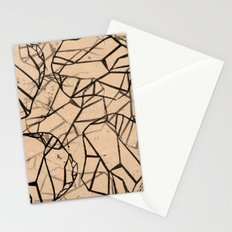 Geometric Pattern 1 Stationery Cards