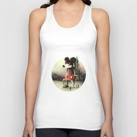Mickey's Kingdom Unisex Tank Top