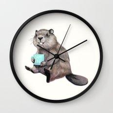 Dam Fine Coffee Wall Clock