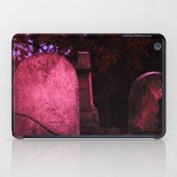 Sunset Stones (version 1) iPad Case