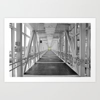 Bridge to Glory Art Print