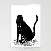 Ze Kat Stationery Cards