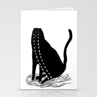ze kat Stationery Cards