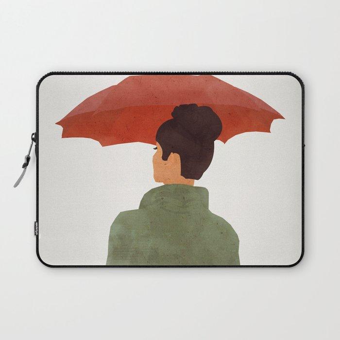 Umbrella Laptop Sleeve By Eveline Society6