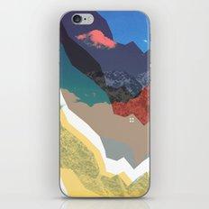 Experiment Am Berg 32 iPhone & iPod Skin