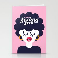 Feeling Good Stationery Cards