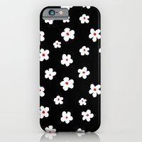 iPhone & iPod Case featuring Flowers by Sian Roberts