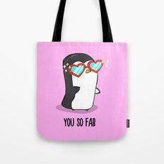 Fabulous Penguin Tote Bag